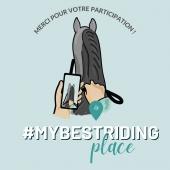 #MYBESTRIDINGPLACE 💙  Vous avez été nombreux à participer à notre challenge My Best Riding Place, un grand MERCI 🙏🥰 Grâce à vous nous avons partagé un été de voyage à cheval sur les différents sentiers de France. 🤩  Merci à tous ! Nous espérons que vous aurez pris autant de plaisir que nous à découvrir ces petits coins de paradis…. ❤️  #mybestridingplace #baladeacheval #tourisme #acheval #randonneeequestre