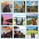 #MYBESTRIDINGPLACE 💙  Vous avez été nombreux à participer à notre challenge My Best Riding Place, un grand MERCI 🙏🥰 Grâce à vous nous avons partagé un été de voyage à cheval sur les différents sentiers de France. 🤩  Voici un dernier aperçu de nos photos favorites de cette grande randonnée virtuelle!🐴  Merci à tous ! Nous espérons que vous aurez pris autant de plaisir que nous à découvrir ces petits coins de paradis…. ❤️  #mybestridingplace #baladeacheval #tourisme #acheval #randonneeequestre